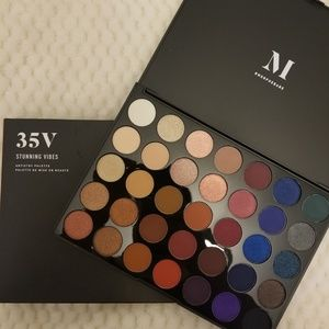Morphe 35V Stunning Vibes Eyeshadow Palette
